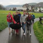 Emmausgang Wanderung Franziskuskreis 2014