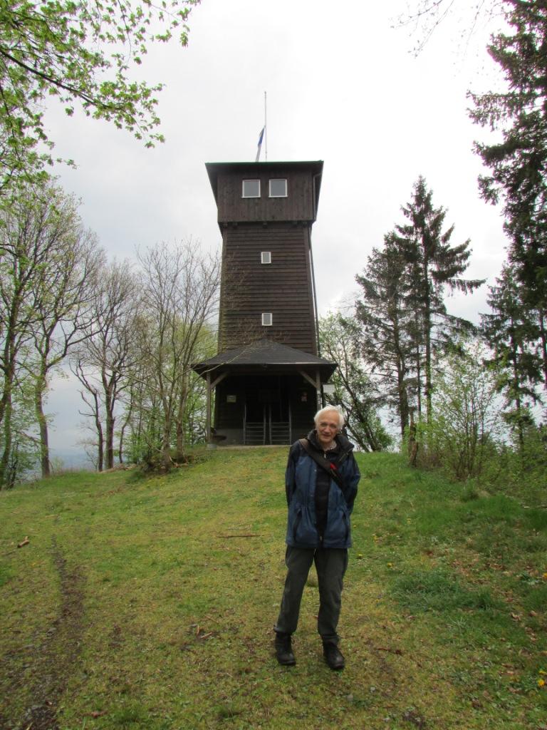 Wallburgturm Elspe