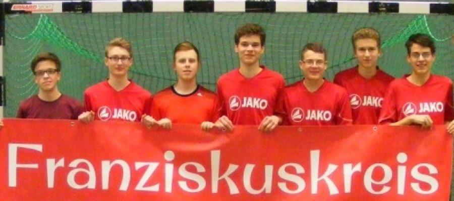 Franziskuskreis Sauerland FKS beim Iron Cup 2015 von Dynamo Windrad in Kassel