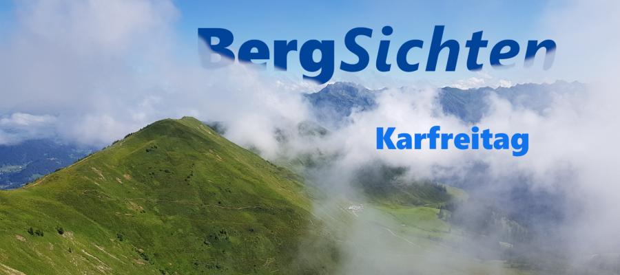 BergSichten Franziskuskreis Karfreitag